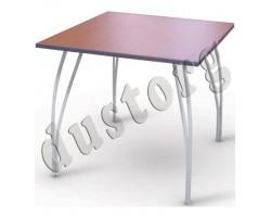 Кухонный стол квадратный