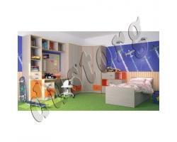 Детская мебель Скейт-3 манго