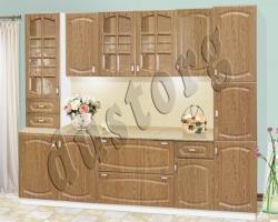 Модульная кухня Дуб натуральный