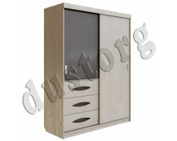 Шкаф для одежды 1600 Литисия