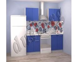 Кухня Преми МДФ матовая (цвета разные)