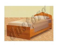 Кровать односпальная Любимый дом