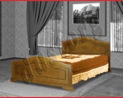 Кровать массив Орхидея