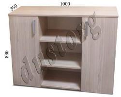 Офисная мебель Тумба офисная Акцент 1000