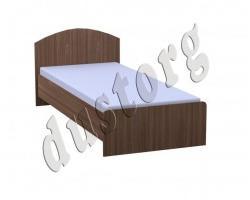 Кровать односпальная Любимый дом 900*2000