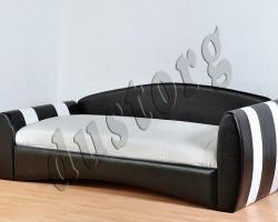 Кровать Чардаш экокожа.