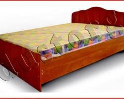 Кровать двуспальная Любимый дом с ортопед.основанием