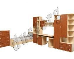 Детская мебель Дебют Багис 2 вариант 2