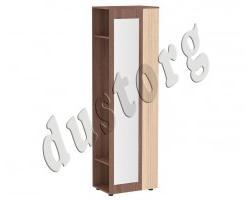 Шкаф для одежды Пенал с зеркалом ПР - 7 (Модуль №8)