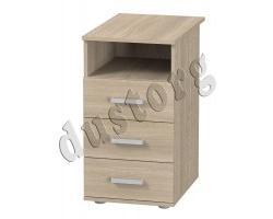 Офисная мебель Тумба приставная 400 Deligates