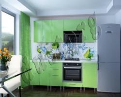 Скинали - Кухонная панель с фотопечатью 0044