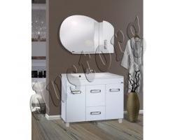 Мебель для ванной Франческо 1000