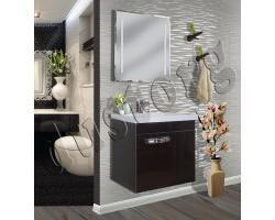 Мебель для ванной Атланта (шоколад)