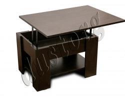 Журнальные столы с подъемной столешницей  и ящиками для хранения СЖТ-03 и СЖТ-04