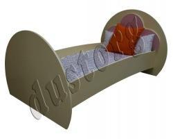 Детская мебель для девочки Настя Кровать