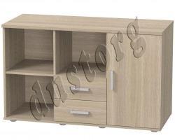 Офисная мебель Тумба приставная 1200 Deligates