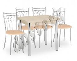 Столы и стулья для кухни Горизонт