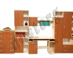 Детская мебель Дебют Багис 2 вариант 1