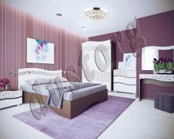 Спальные гарнитуры Селена