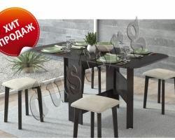 Кухонный стол Стол-тумба обеденный