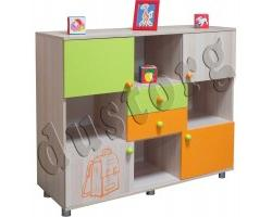 Детская мебель Почемучка Тумба