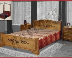 Кровать массив Ассоль