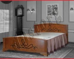 Кровать массив Виола