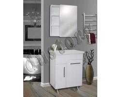 Комплект мебели в ванную Сомо 600