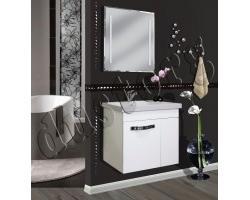 Мебель для ванной Атланта (белая)