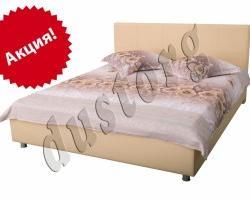 Кровать ФиФа с мягкой спинкой
