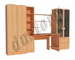 Детская мебель Катюша вариант 2