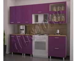 Кухонный гарнитур Фиолет