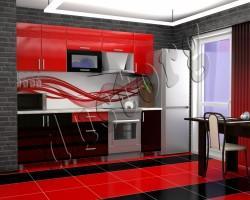 Кухня Преми Глянец (цвета разные)