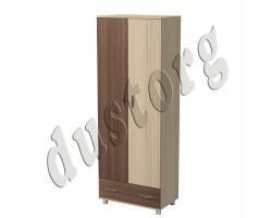 Детская мебель Алёшка Шкаф для одежды 2х створчатый Шимо 800*470