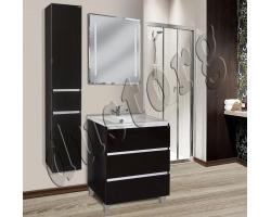 Мебель для ванной Ивонна (шоколад)