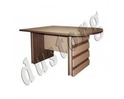 Офисная мебель Бриф-приставка для стола 1200 Dubai