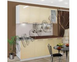 Модульная кухня Гарнитур Пластик Азия