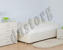 Кровать Габриэль экокожа.