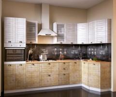 Кухонный гарнитур Вестерн 3.0х1.35