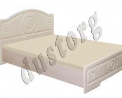 Кровать двуспальная Волжанка-4