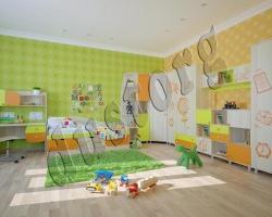 Детская мебель Незнайка