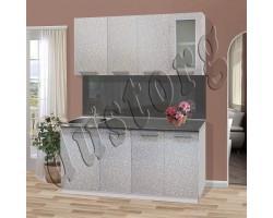 Модульная кухня Пластик Палитра