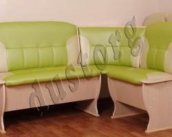Кухонная скамья  Орхидея