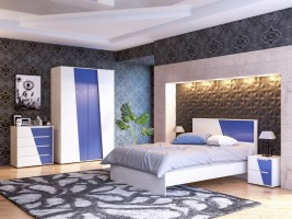 Спальный гарнитур Эрика