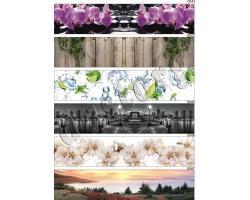 Скинали - Кухонная панель с фотопечатью 8