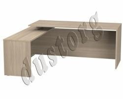 Офисная мебель Стол руководителя угловой (22мм) Deligates