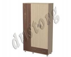 Детская мебель Алёшка Шкаф для одежды и белья 3-створчатый Шимо