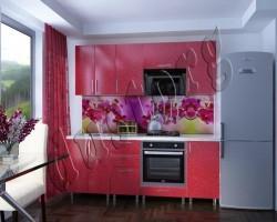 Скинали - Кухонная панель с фотопечатью 0028