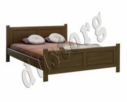 Кровать Гармония М массив сосны