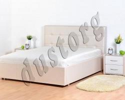 Кровать Ориана экокожа.